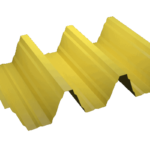 Chapa grecada trapezoidal gran canto 155/280