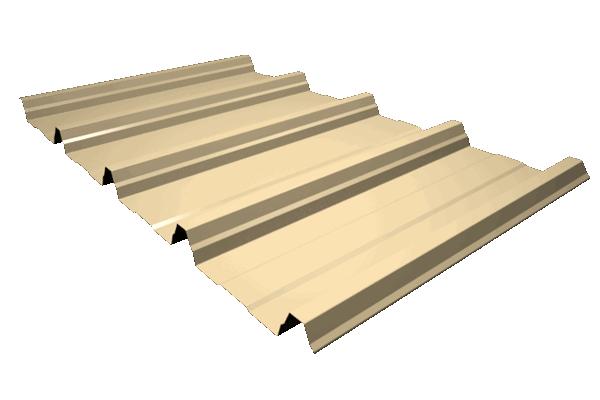 Pefil GP-44/245 trapezoidal para tejados