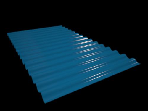 Chapa minionda Azul