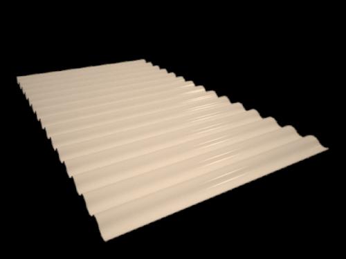 Chapa Minionda blanca