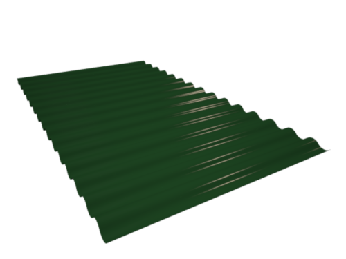 Chapa minionda Verde